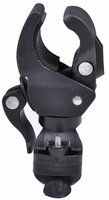 Latest Omnipotent Plastic Bike LED Flashlight Torch Bracket Holder Mount Front Light Lamp Clip for Bicycle Cycling