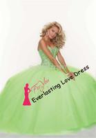 2014 New sweetheart exposed boning glittering sequins and beads Quinceanera Dress Sweet Sixteen Dress woman vestidos de fiesta