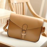 2014hot!women messenger bags Women Handbag ladies leather shoulder women shoulder High Quality Fashion Bag Totes Shoulder Stamp