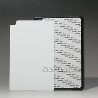 2D Sublimation Blank Hard PC Cases with Aluminum inserts for ipad mini