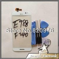 Original Touch screen Digitizer Replacement For LG Optimus G Pro F240 F240K F240L F240S E988 E985 E980 +Tool+Free shipping