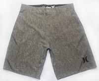 Free shipping quick dry men casual shorts 4 way stretch shorts swimwear