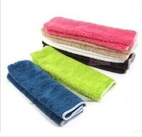Bamboo Fiber Dish Towels Not oil Kitchen Towels Magic Dish Cloth duster dishrag dish towel cleaning rags products for  kitchen