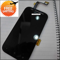 100% original LCD Display Screen for HTC Desire SV T326e with Touch Screen digitizer assembly Free Shipping,1pcs/lot