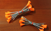 2014 New Stock Bow and Arrow Hunting Blow gun Arrow Diameter Long For Hunting Enthusiasts
