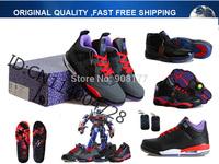 Free Shipping J3 J4 J11 J13 The transformers Retro MEN Basketball Shoes size 41 to 47 men sports shoes