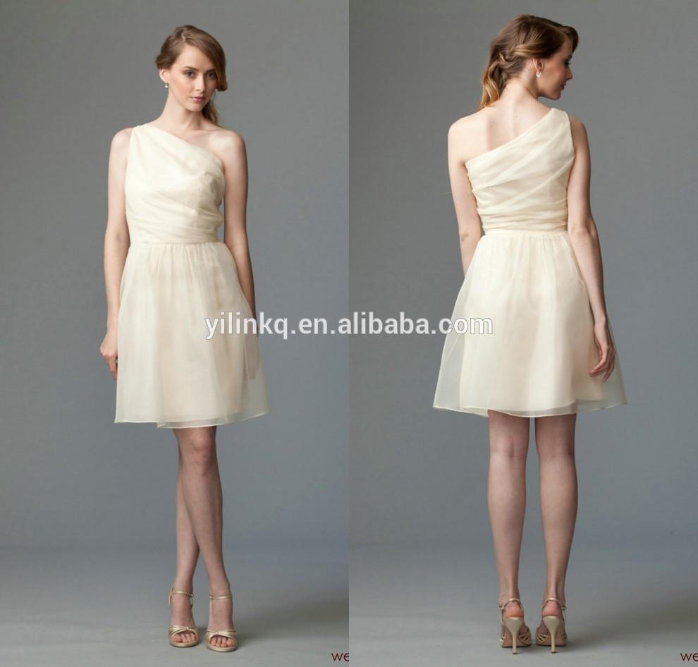 Yellow Junior Bridesmaid Dresses 74