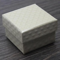 5*5*3.8cm HIGH QUALITY! Free shipping Wholesale 80pcs/lot earring ring jewelry packaging paper box