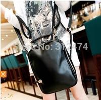 Women backpack women leather bag  free shipping