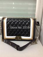 2014 hot sell New Arrival High Quality leboy bag women's bag Chain bag Shoulder Messenger bag