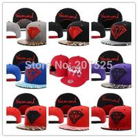 Hot Sale Diamond Hats For Men Sun Hat, Fashion Summer Hip Hop Snapback Diamond Baseball Cap Cool Men Hat Free Shipping