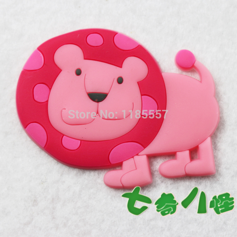 Pink Fridge Magnets Pink Rubber Fridge Magnet