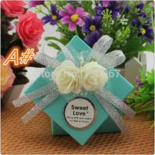 popular flower favor box