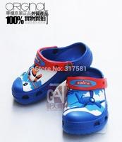 Children's summer sandals ,  cartoonThe plane general mobilization boy's & girl 's cartoon casual slippers  hole shoes
