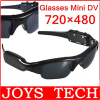 Mini DV DVR Sun glasses sunglasses Camera Audio Video Recorder, Free shipping 100% Brand New