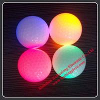 Custom Made Night Training LED Golf Ball