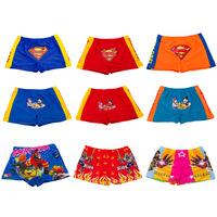 2014 Top Brand New Unisex Spandex Acrylic sungas Swimwear Cartoon Swimming trunks boy cartoons for children kids print short