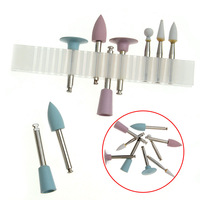 Dental Grinding head As Seen Tv Products  Composite polishing kit RA0309 For low-speed handpiece Bistrique contra angle