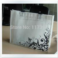 40X30X10  cm  gift non woven bag/promotion shopping non-woven cloth bag for garment