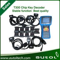 2014 Hot sell T300 key programmer Newest version V13.8 universal car key transponder T 300 key programmer T code scanner