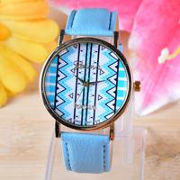 15 colors New Fashion Leather GENEVA Classical geometry Watch Women Dress Watch Quartz men Watches Reloj 1piece/lot JD340