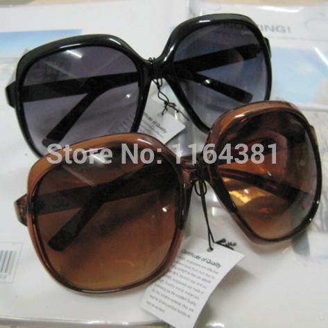 5pc/lot + 2014 new arrival double C women's sunglasses + channeles sunglasses big bowknot glass sunglasses women brand designer(China (Mainland))