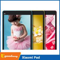 XIAOMI PAD 7.9'' Retina Screen Nvidia Tegra K1 Quad Core 2.2GHz 2G RAM 16GB ROM WIFI Bluetooth GPS tablet pc