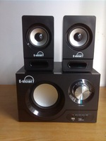2014 Limited Time-limited 2.1 Multimedia Speaker with Radio Function Can Be Plugged Into The Usb And Sd/mmc Card