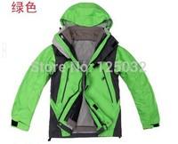 Winter brand Children jacket Outdoor suit snowboard Windproof Sportwear Outerwear Coats kid's Skiing Jackets for boys girls