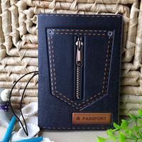 2014 New Arrival Pocket Zipper 3D Passport Cover,Fashion Travel Passport Holder,Necessaries For Travel Accessories,14*9.6cm