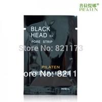 1500 Pcs /lot PILATEN minerals Conk nose Mask Cleansing Remove Black head Nose ex pore strip