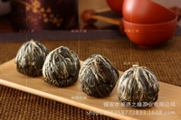 new 2014  Handmade Blooming Flower Tea Chinese Ball blooming flower herbal tea Artistic the tea for health care products
