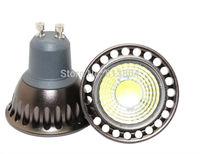 3W 5W 7W   Dimmable COB LED Spot lights E27/ Gu10 LED Lamp spot light AC220-240v /110-130Vwarm white/Cold white
