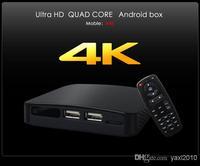 Measy B4K TV BOX Mini PC TV Stick Allwinner A31 Quad Core 2G RAM 8G ROM BlueTooth 2.0MP Camera and MIC Android 4.2