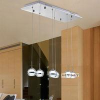 NEW 2014 arrived LED crystal chandeliers lights modern crystal lamps Kitchen  high power lights Auxiliary light 110V/220V JD9094