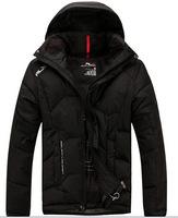 2014 new Korean men ski suit jacket thick jacket short paragraph Men rlx
