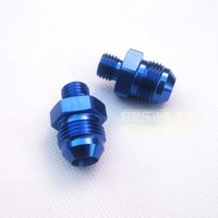 An8-M14*1.5 modified car screw fuel tank oil worm gear refires screws connector,AN8 To M14 P1.5 Adapter Fittings