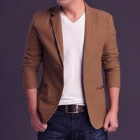 Brand New Spring Autumn Fashion Top Quality Men's Casual Suit Boys' Jacket Coat  Large size Blazer 4XL 5XL