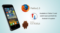 Original ZTE OPEN C MSM8210 Dual core 1.2GHz Phone Android 4.4 and Fiefox 1.3 4.0Inch Capacitive touch  4GB ROM 3G/GPS