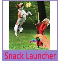Hot selling Fun Toy Dog Treat Food Snack Launcher Launches For Feed Dog Training 100% Quality Assurance