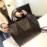 2014 NEW ARRIVAL Free Shipping Fashion PU Women Bag Handbag Messenger Bag Summer PU Cross Body Shoulder Bag Casual Bag
