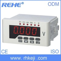 digital panel hot selling single current ampere meter metro electronics power output