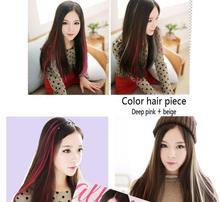 rainbow hair clip promotion