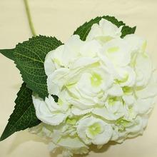hydrangea silk flowers promotion