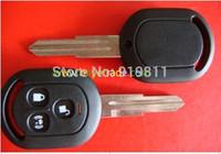 Best quality  buick 3 button key shell no logo10pcs/lot fee shipping