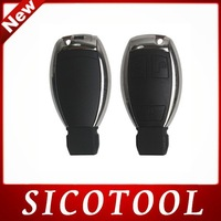 New 3 Buttons Smart Remote Key for Mercedes Benz with NEC Chip 315/433MHz Optional Supports Car Models After Year 2000
