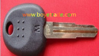 Best quality  Hyundai key shell HP 10pcs/lot fee shipping