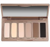 HOT Pro 6 Colors Eyeshadow Palette Brand Makeup Set Cosmetics Naked Basics Eye Shadows Palette Free Shipping