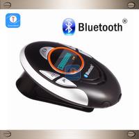 Bluetooth Headset Granville Bluetooth Phone BT8110 hands free Bluetooth Car Kit 2014 New Arrival