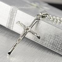 Jesus cross necklace lovers men's women's pendant male gift pendant